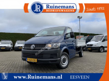 Volkswagen Transporter 2.0 TDI EURO 6 / PICK UP / TREKHAAK / 1e EIGENAAR / BIJRIJDERSBANK / OPEN LAADBAK nyttobil med flak begagnad