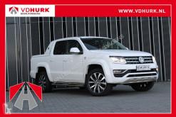 Nyttobil med flak Volkswagen Amarok V6 3.0 TDI 224 pk Aventura Aut. Led/Camera/Navi/Sidebars/Leder