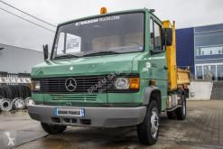 Open bakwagen standaard Mercedes Vario