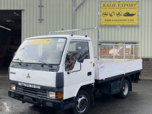 Mitsubishi Canter Open Box Good Condition dostawcza platforma używana