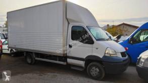 Renault large volume box van Mascott 130