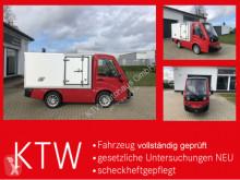 Kombi Sevic V500 Cargo Box,Elektro Fahrzeug