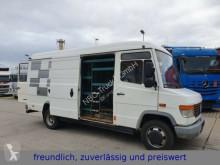 Furgoneta Mercedes * VARIO 814 D * WERKSTATTWAGEN * 4M LANG *1.HAND furgoneta furgón usada