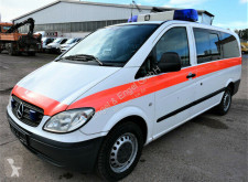 Mercedes Vito 111 CDI Lang Automatik KLIMA AHK 6-Sitzer nyttofordon begagnad