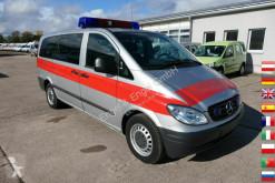 Furgoneta furgoneta furgón Mercedes Vito 111 CDI Lang Automatik KLIMA AHK 6-Sitzer