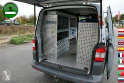 Volkswagen T5 Transporter 1.9 TDI KLIMA AHK Werkstatteinbau used cargo van