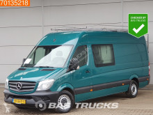 Mercedes Sprinter 316 Automaat DC 3500kg trekhaak Airco Cruise Camera L3H2 11m3 A/C Double cabin Towbar fourgon utilitaire occasion