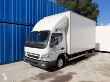 Mitsubishi Canter 3C13 used large volume box van