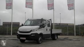 Furgoneta Iveco Daily 35C14 furgoneta caja abierta teleros usada