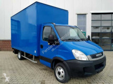 Fourgon utilitaire Iveco Daily 35C11 Koffer mit Ladebordwand