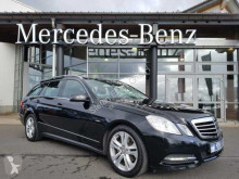 Mercedes E 220 T+7G+AVANTGARDE+AHK+ COMAND+NAVI+SHD+PTS+S carro berlina usado