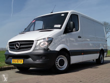 Mercedes Sprinter 314 cdi, lang, laag, air фургон б/у