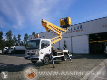 Nissan telescopic articulated platform commercial vehicle Cabstar 35.11