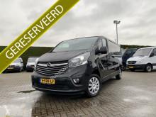 Fourgon utilitaire Opel Vivaro 1.6 CDTI 126 PK / L2H1 / TREKHAAK / LED DAGRIJVERL. / CAMERA / NAVI / AIRCO / CRUISE