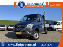 Pojazd dostawczy Mercedes Sprinter 316 CDI 164 PK / DOKA / 4x4 / 3.5 TON TREKKEN / DUBBEL CABINE / AIRCO / STANDKACHEL / DUBBELE CABINE używany