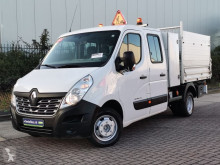 Utilitaire benne Renault Master 2.3 165 dub.cabine kippe