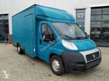 Fiat Ducato Tiefrahmen Koffer furgon dostawczy używany