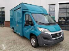 Fiat Ducato Tiefrahmen Koffer *Klima* furgon dostawczy używany