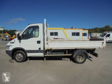 Iveco Daily 35C17 utilitaire benne standard occasion