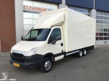 Fourgon utilitaire Iveco 40C/35 BE-trekker + Veldhuizen oplegger