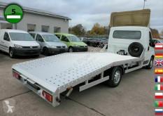Utilitaire porte voitures Peugeot Boxer neu aufgebaut KLIMA SEILWINDE AUTO-Transpo