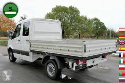 Volkswagen CRAFTER 35 BiTDI L2 DoKa dostawcza platforma burtowa używana