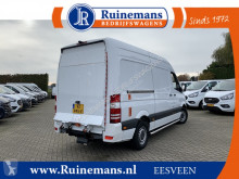 Furgão comercial Mercedes Sprinter 316 1.8 NGT / L2H2 / BENZINE / AARDGAS / AUTOMAAT / HYDR. LAADKLEP / ACHTERUITRIJCAMERA / CNG
