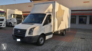 Volkswagen Crafter 35 TDI fourgon utilitaire occasion