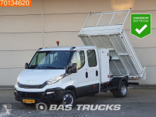 Utilitaire benne Iveco Daily 35C14 Automaat DC Kipper Airco 3500kg trekhaak A/C Double cabin Towbar Cruise control