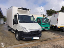 Iveco Daily 35C11 used negative trailer body refrigerated van