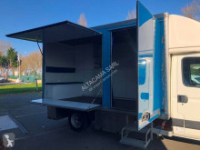 Magasintransport Iveco Daily