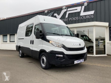 Fourgon utilitaire Iveco Daily FG 35S14V12 CABINE APPROFONDIE