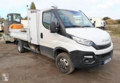 Iveco 35-140 BENNE ARRIERE + COFFRE utilitaire benne standard occasion