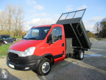 Nyttobil med flak standard Iveco Daily 35C13