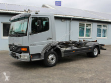Camion Mercedes Atego Atego 818 City Abrollkipper Atlas polybenne occasion