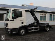 Camión MAN TGL TGL 8.190 BL EUR6 City Abrollkipper AHK Gancho portacontenedor usado