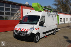 Renault Master 125 DCI used articulated platform commercial vehicle