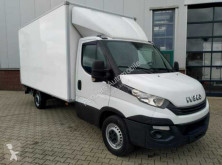 Iveco Daily 35S14 Koffer mit Ladebordwand *Klima* used cargo van