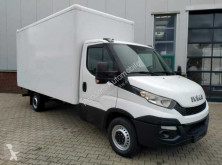 Iveco Daily 35S15 Koffer mit Ladebordwand gebrauchter Koffer
