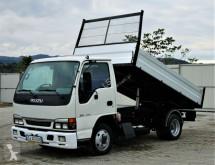 Furgoneta furgoneta volquete Isuzu NPR 77G KIPPER 3,20 m * Topzustand!