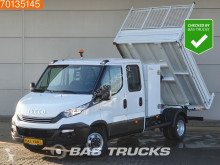 Iveco Daily 35C14 Automaat Kipper 3.5T Trekhaak Tipper Benne A/C Double cabin Towbar Cruise control utilitaire benne occasion