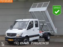 Utilitaire plateau Mercedes Sprinter 514 CDI Euro6 Kipper Airco 3.5T trekhaak A/C Double cabin Towbar Cruise control