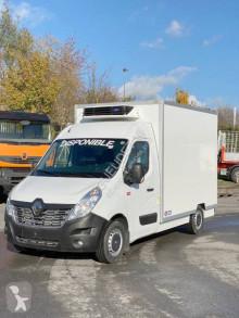 Utilitaire frigo caisse négative Renault Master Traction