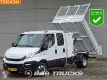 Dostawcza wywrotka Iveco Daily 35C14 Kipper DC met kist Airco 3.5T trekhaak Benne Tipper A/C Double cabin Towbar Cruise control