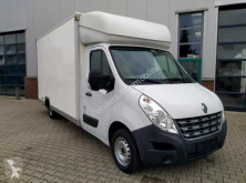 Renault Master 125 DCi Tiefrahmen Koffer Klima fourgon utilitaire occasion