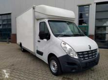 Renault Master 125 DCi Tiefrahmen Koffer Klima furgon dostawczy używany