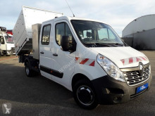 Ribaltabile Renault Master 165.35 7 places + coffre + benne