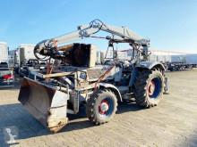 Maquinaria vial camión quitanieves Brillant 601 A 4x4 Brillant 601 A 4x4 mit Heckkran Atlas AL 512, Schneeschild, Seilwinde