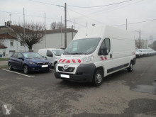 Peugeot Boxer 335 L3H3 2.2 HDI 110 FAP PACK CD CLIM fourgon utilitaire occasion