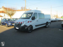 Fourgon utilitaire Renault Master Propulsion R3500RJ L3H2 2.3 DCI 125CH+ CABINE APPROFONDIE GRAND CONFORT